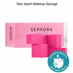 🎉 3/$15 Sephora Tear Apart Makeup Sponge